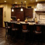 Tiffany Homes kitchen